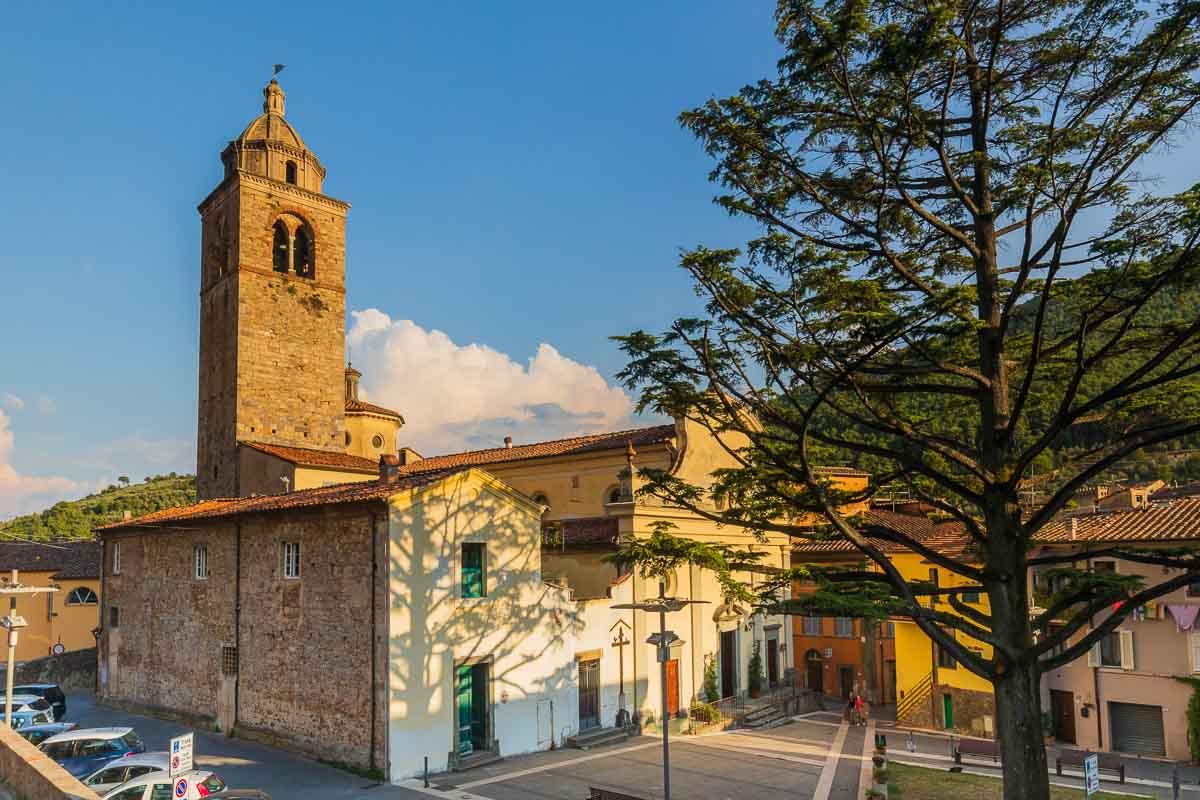 Buti | Pieve di San Giovanni Battista