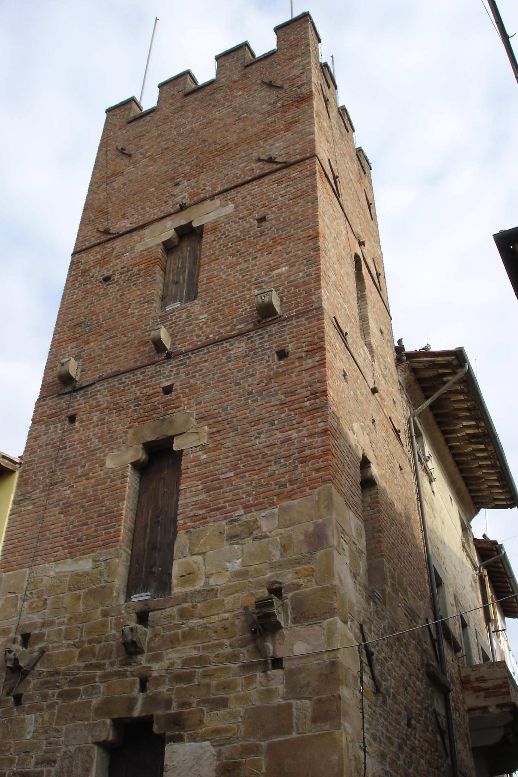 Calcinaia   Torre Grande o degli Upezzinghi