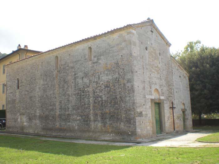 San Giuliano Terme | Le Pievi di Rigoli e Pugnano