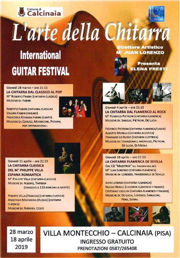 International Guitar Festival | Calcinaia