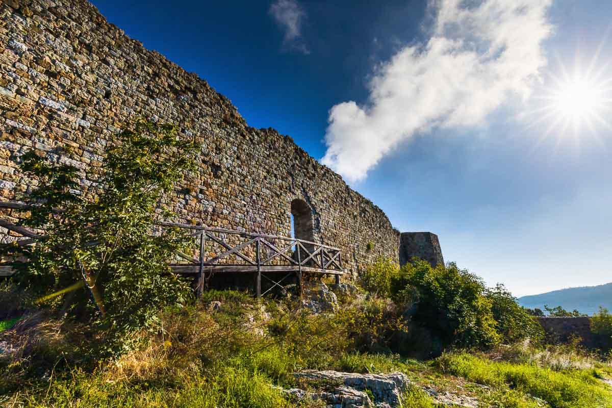 Lajatico | Rocca di Pietracassia