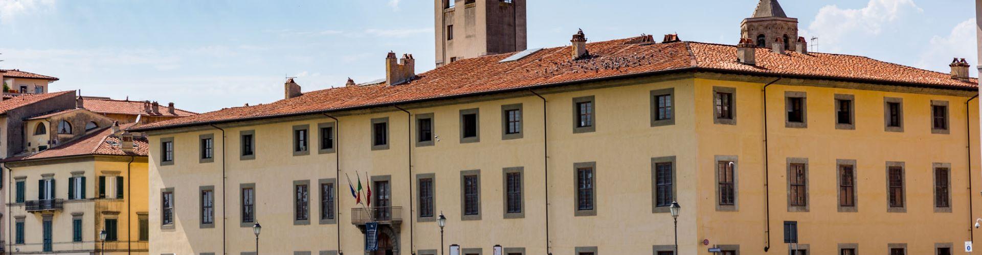 Arazzi al Museo Nazionale di Palazzo Reale   Pisa