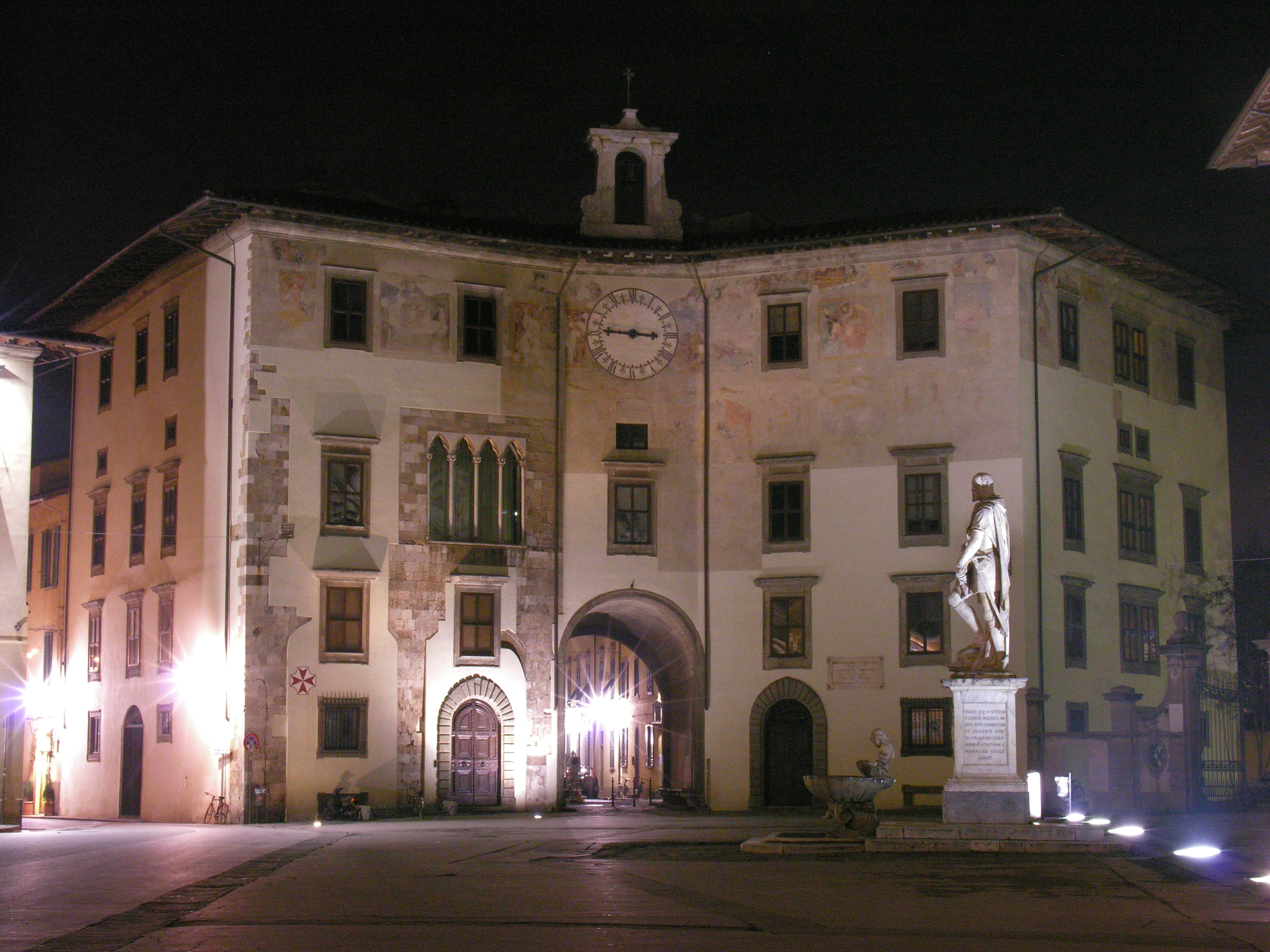 Pisa | Torre del Conte Ugolino