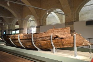 museo navi antiche Pisa reperti