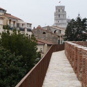Antiche Mura di Pisa
