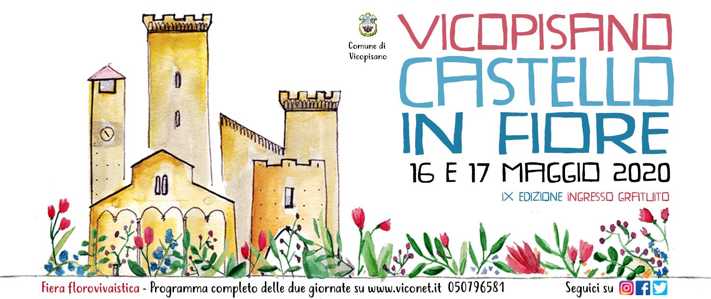 Castello in fiore – Castle Flower Show, 7th Edition