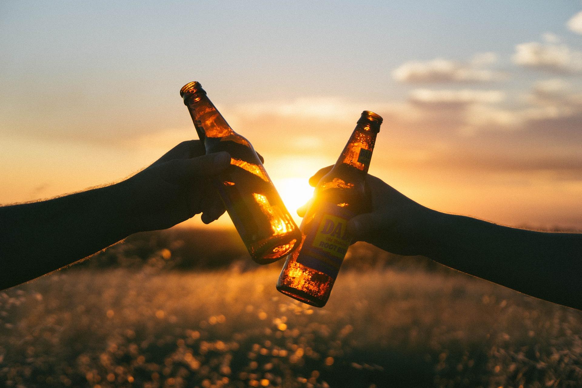Beers in the Terre di Pisa area