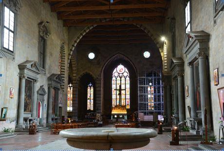 Pisa | Chiesa di San Francesco (in restauro)