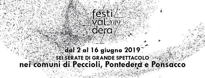 2° FestiValdera | Peccioli, Pontedera e Ponsacco
