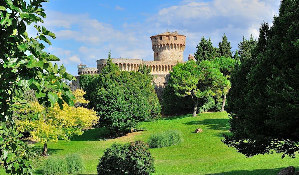 Volterra | Fortezza Medicea e Torre del Maschio