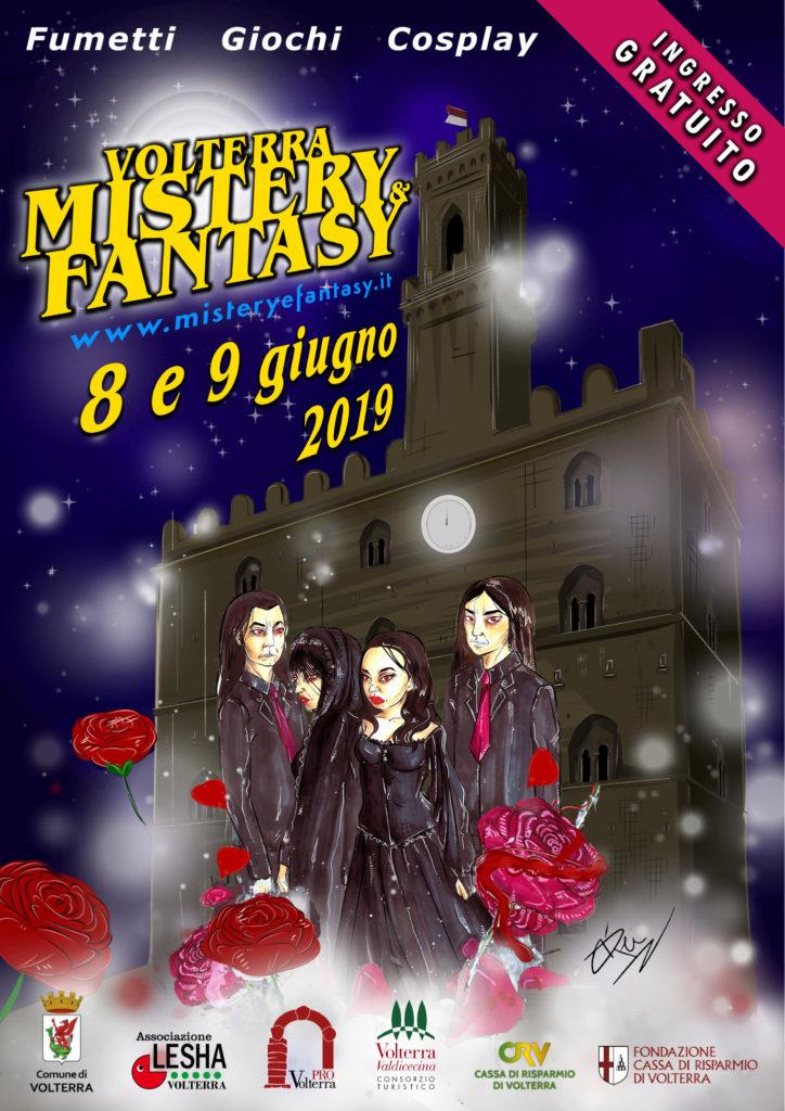 Volterra Mystery & Fantasy, 6th edition