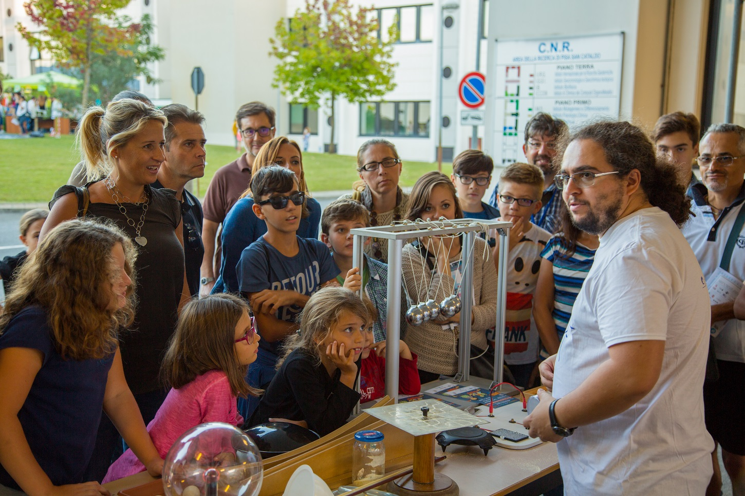 Ludoteca Scientifica – 17° Mostra scientifica interattiva | Pisa