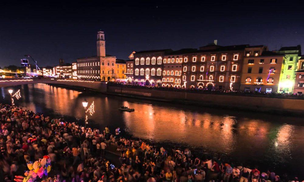 Luminara di San Ranieri | Pisa