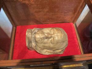 maschera funebre di Napoleone