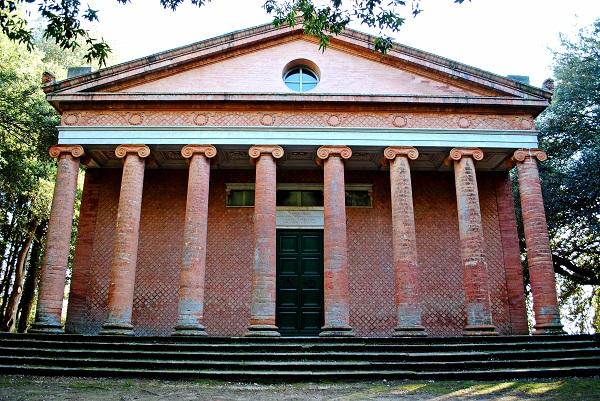 Palaia, Montefoscoli | Temple of Minerva Medica