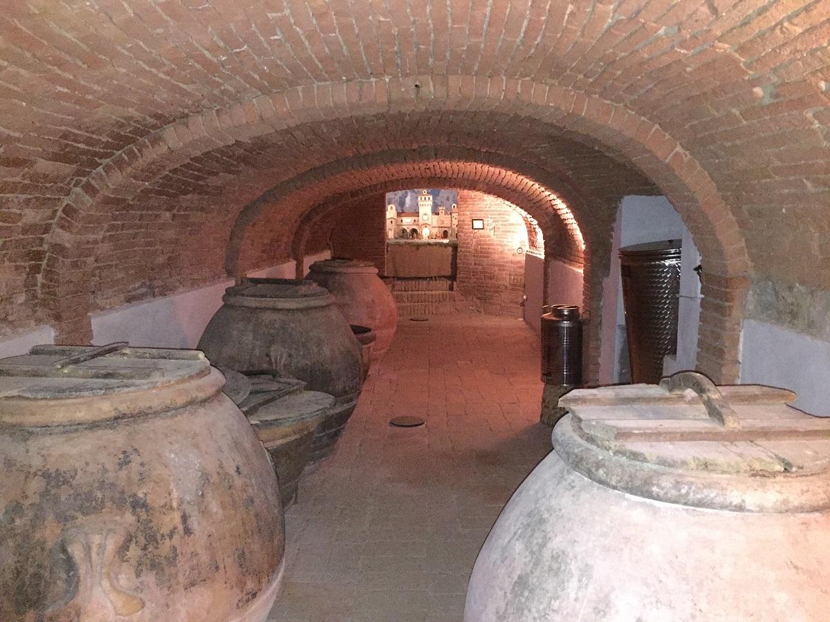Casciana Terme Lari, Usigliano | Museo delle attività agricole