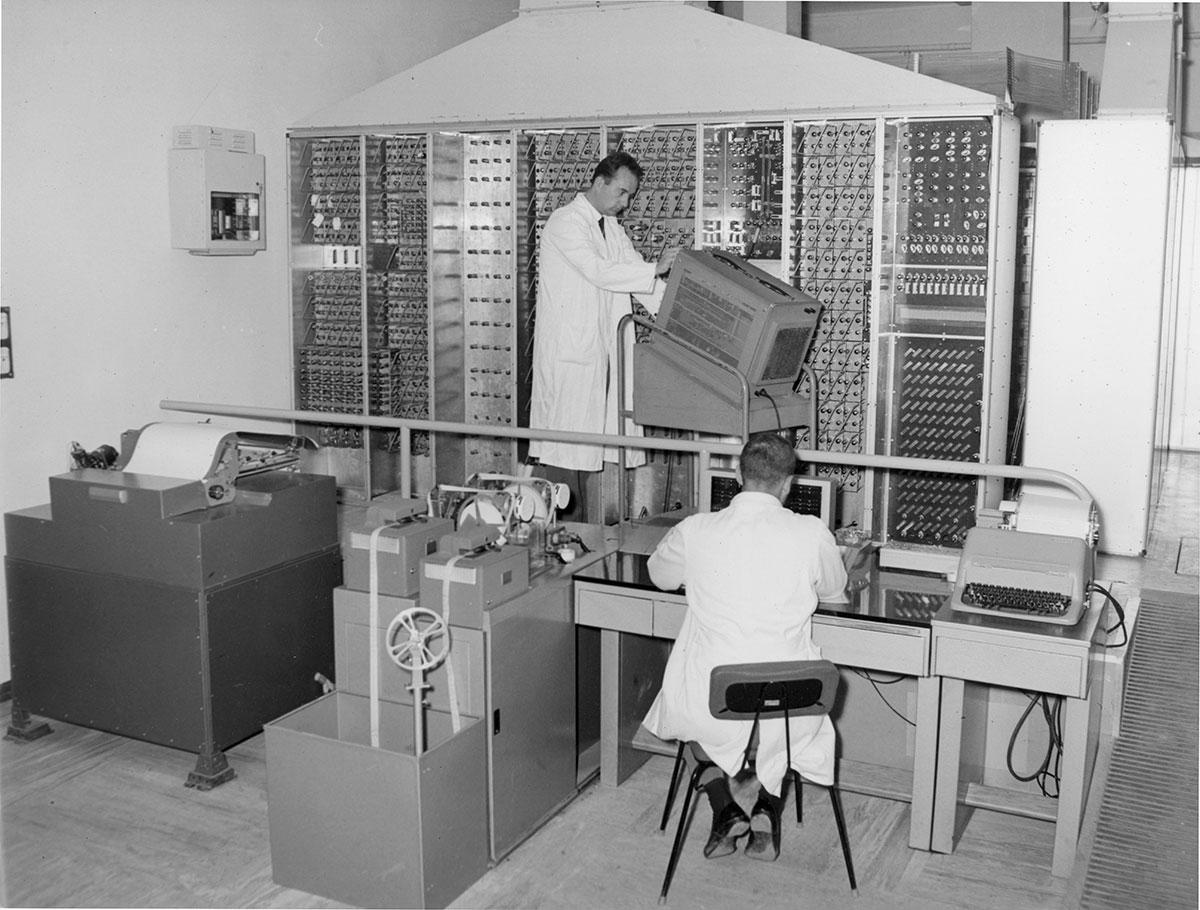 Museum of Calculating Machines
