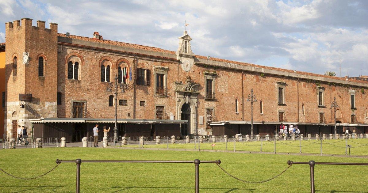 Pisa, Piazza dei Miracoli | Museo delle Sinopie