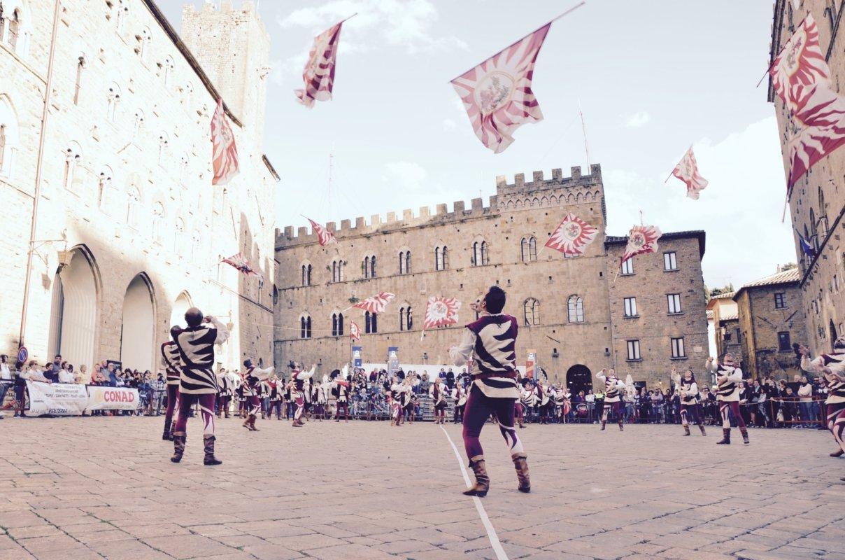 Omaggio alla Primavera | Volterra