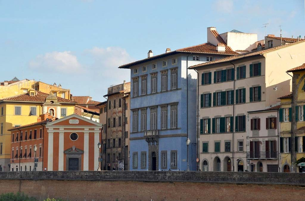 Exhibition at Palazzo Blu – Gipi. Artist's stories | Pisa