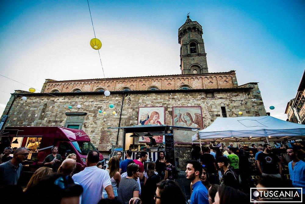 Tuscania Festival della Creatività | Peccioli