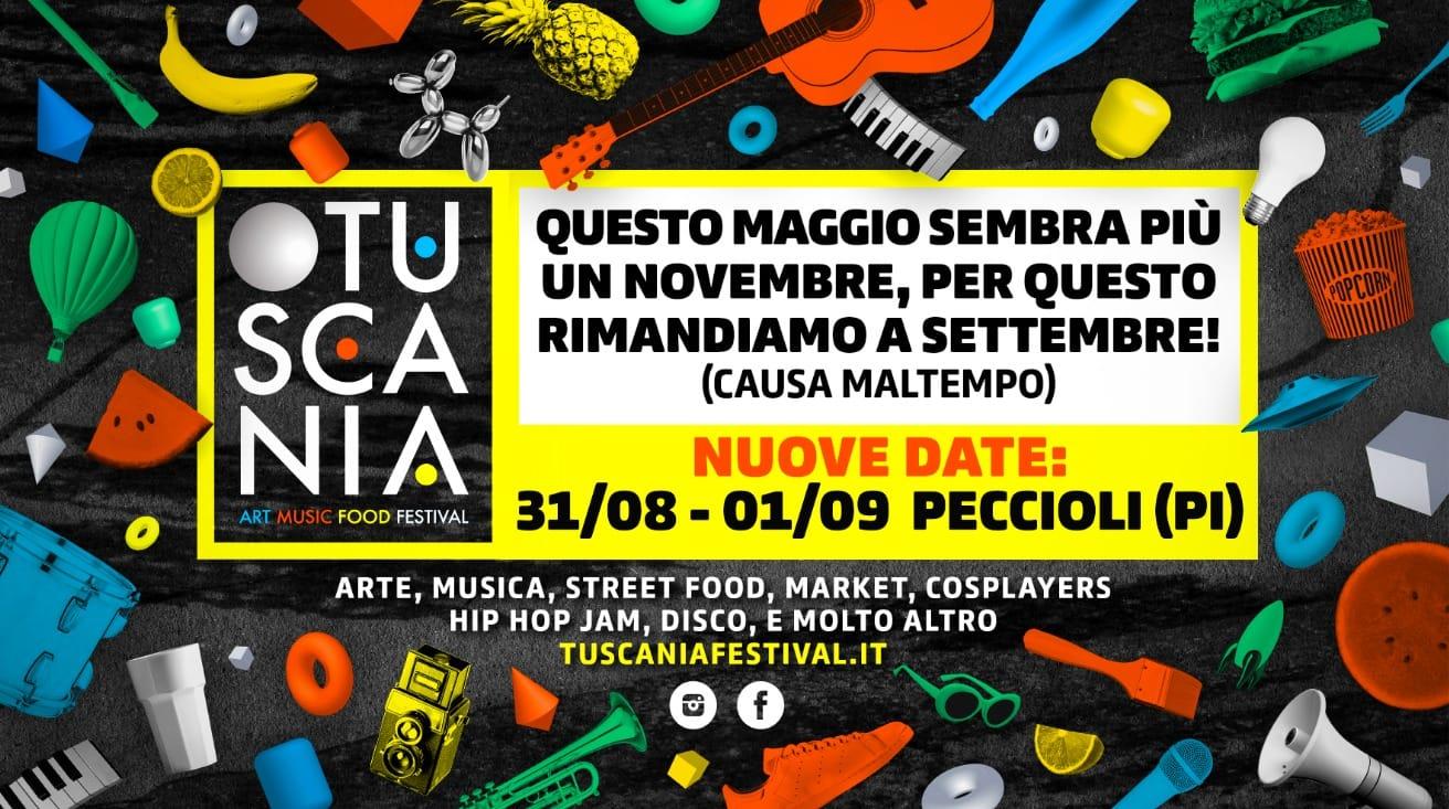 4° Tuscania Festival della Creatività | Peccioli