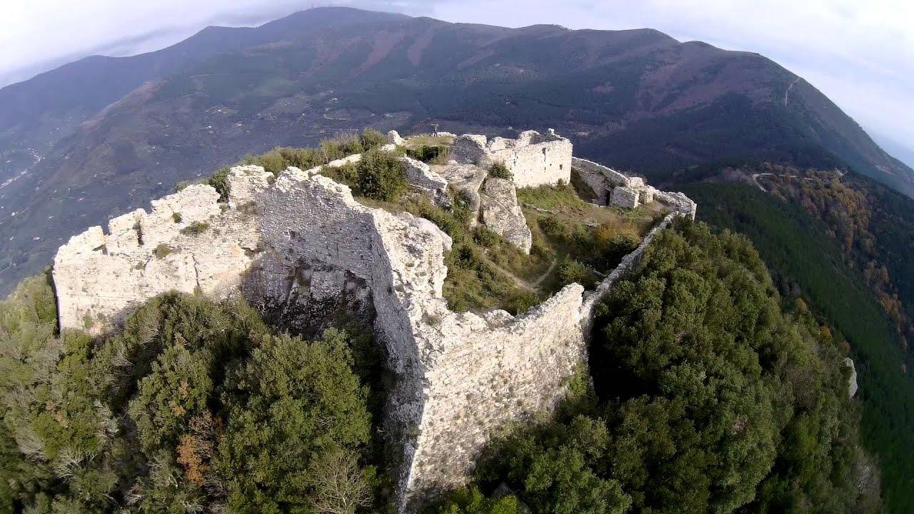 Calci | Fortezza o Rocca della Verruca
