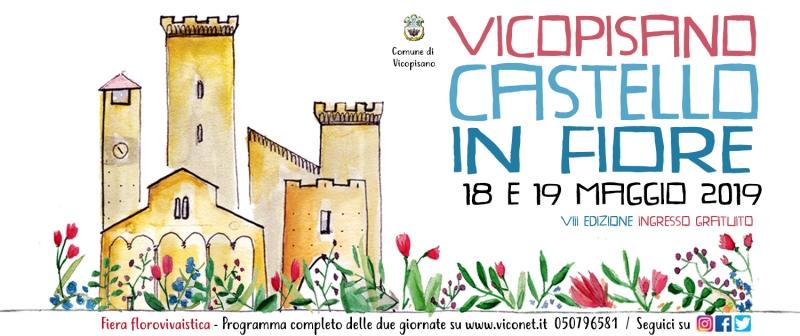 Castello in Fiore, 9° edizione | Vicopisano