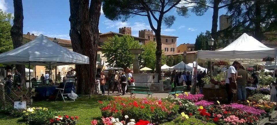 Castello in fiore – Market show | Vicopisano