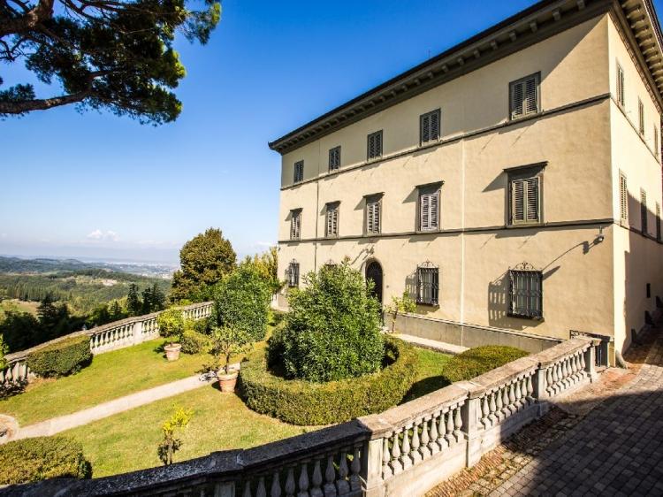 Buti – Villa Medicea
