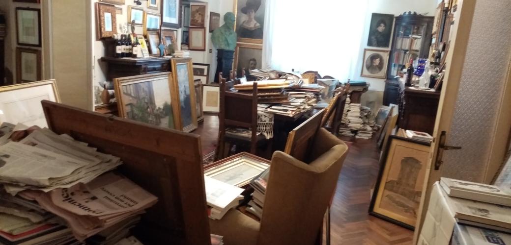 Visite guidate alla Collezione Carlo Pepi | Crespina