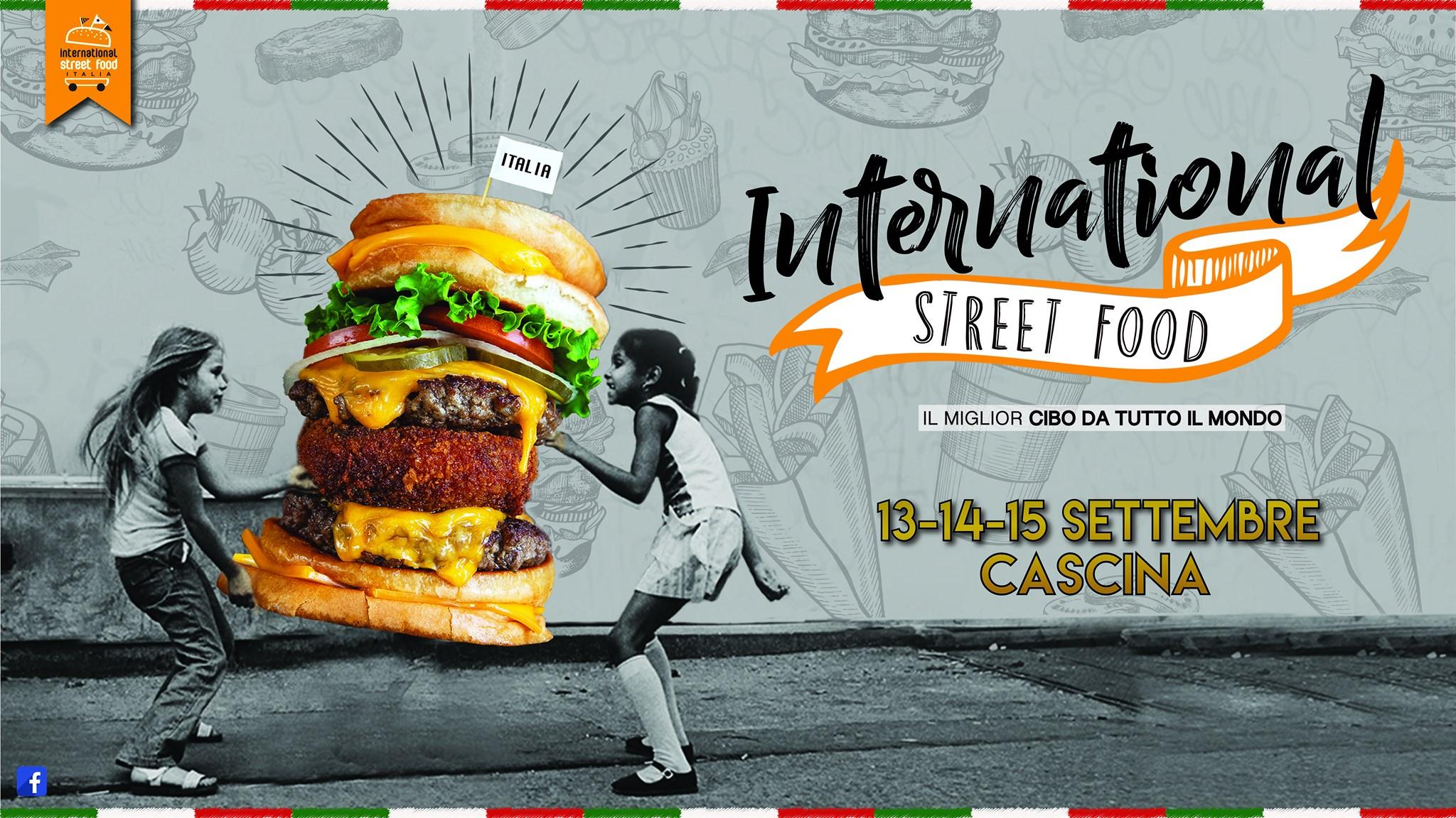 International Street Food | Cascina