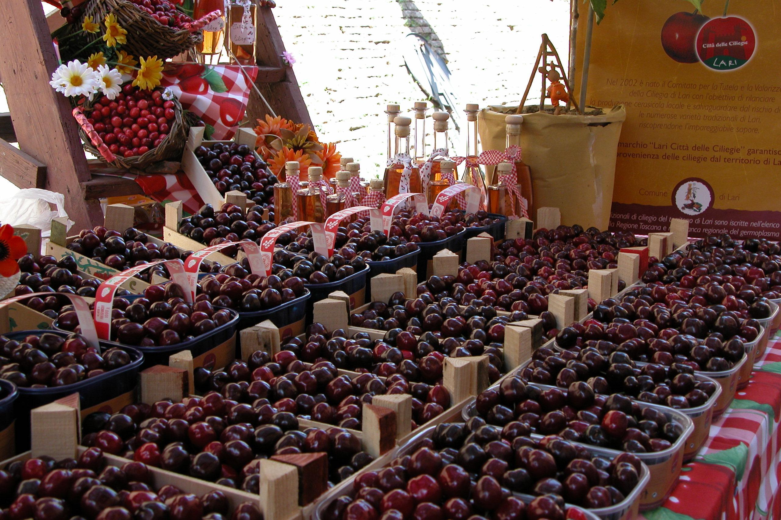 63° Cherries Festival in Lari