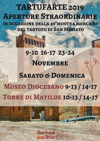 Events in the Museum System of San Miniato