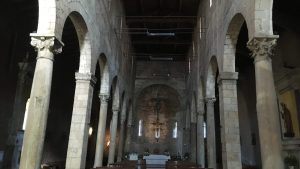 Chiesa San-Michele-degli-Scalzi pisa interno