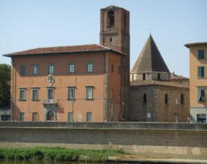 chiesa san Sepolcro pisa