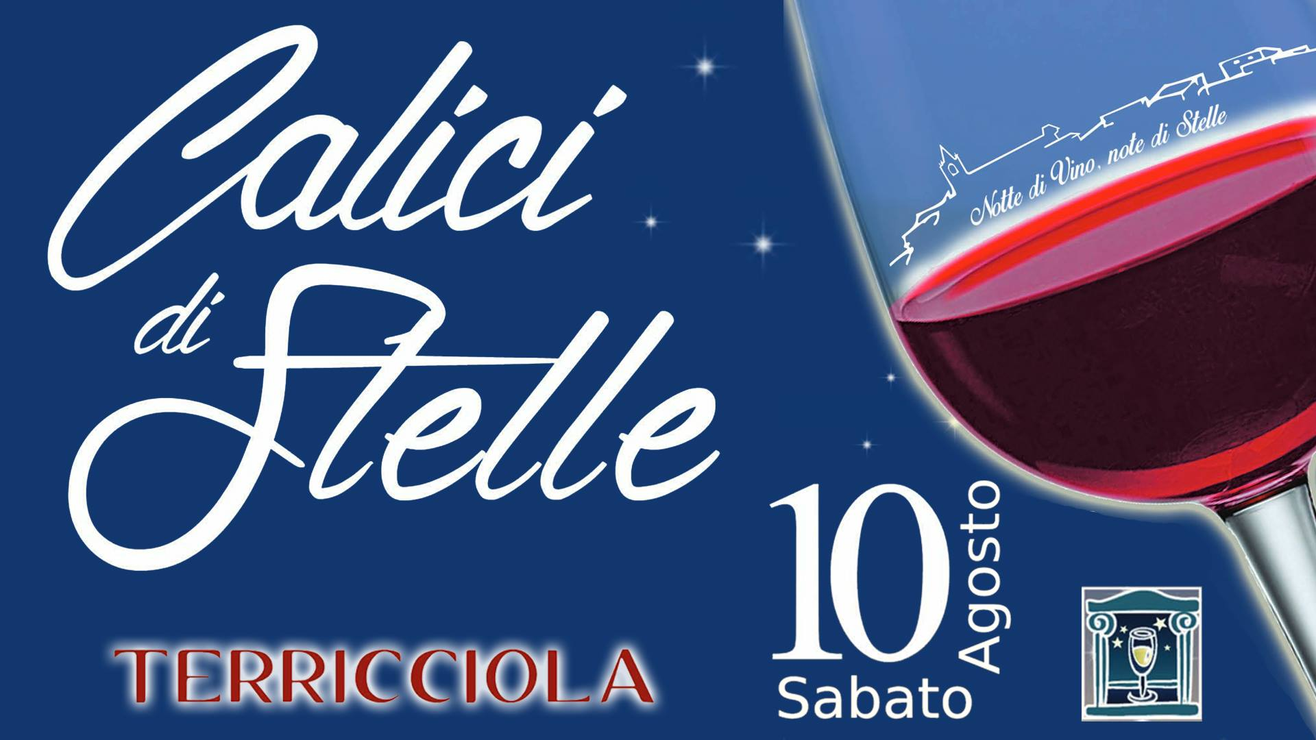 """Calici di Stelle"" – Wine tasting under the stars | Terricciola"
