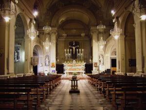 chiesa san nicola pisa interno