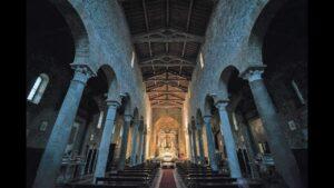 chiesa san sisto pisa interno