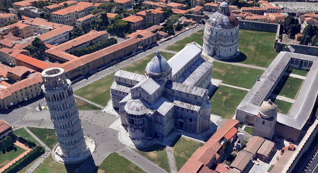 Visita dei monumenti in Piazza dei Miracoli | Pisa