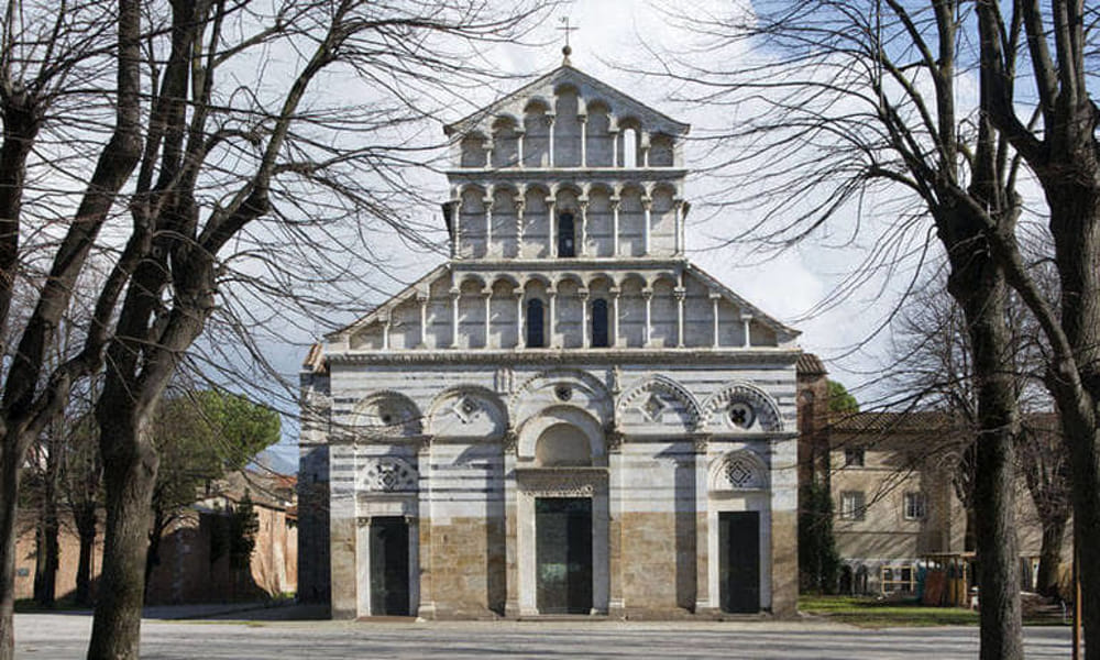 Church of San Paolo a Ripa d'Arno