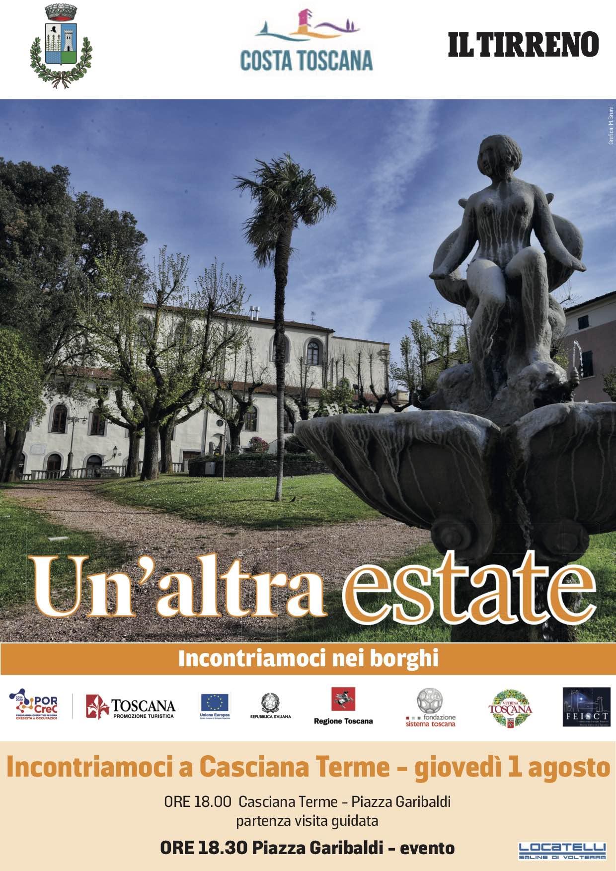 Un'Altra Estate | Casciana Terme