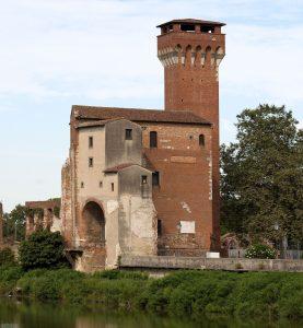 Pisa Torre Guelfa