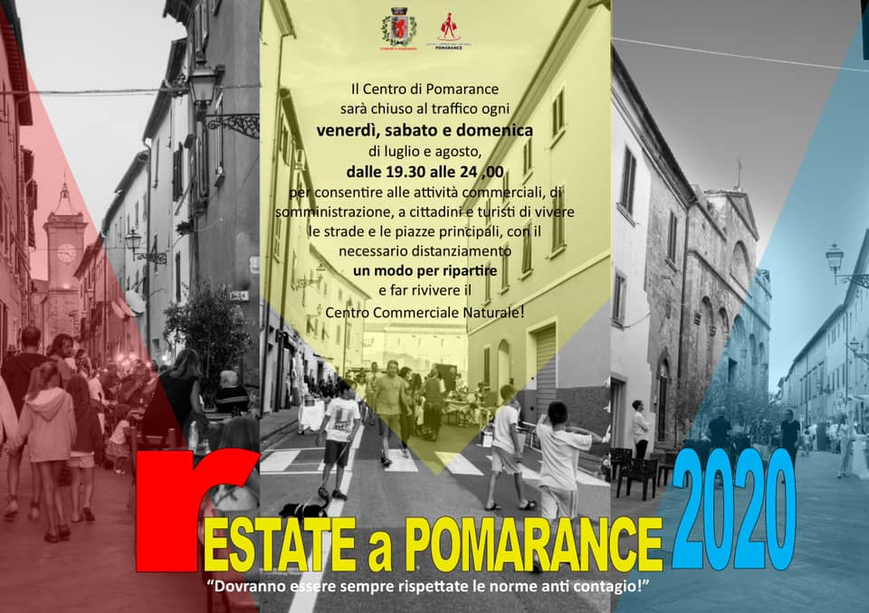 Estate a Pomarance