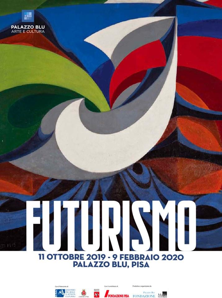 "Mostra "" Futurismo"" | Pisa, Palazzo Blu"