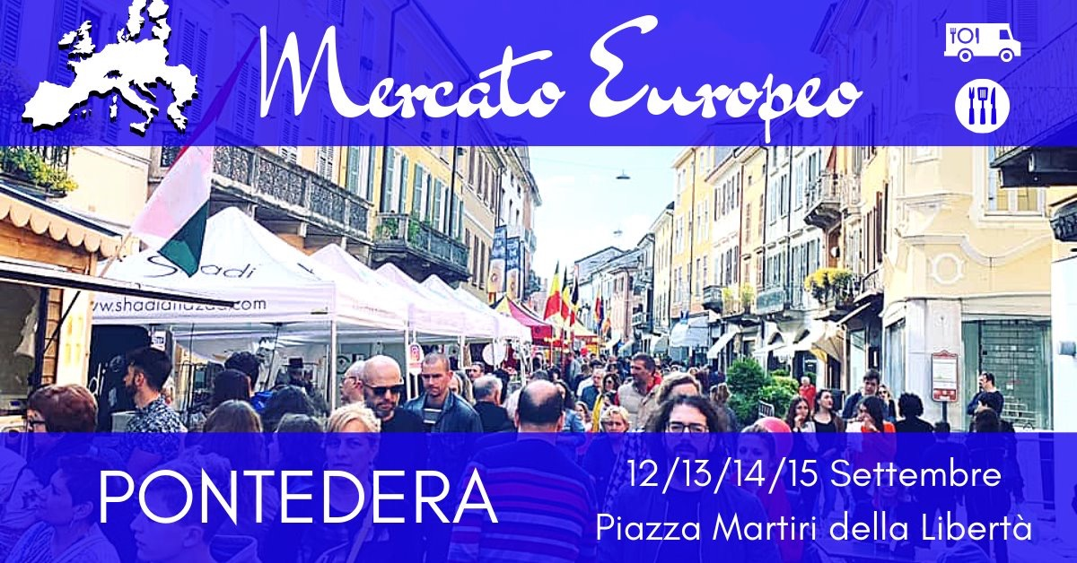 European Market, 14th edition   Pontedera