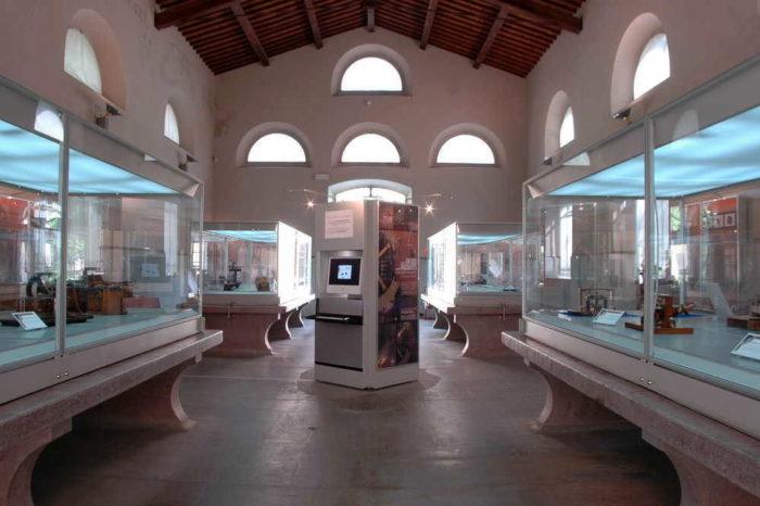 Pisa   Museo degli Strumenti di Fisica