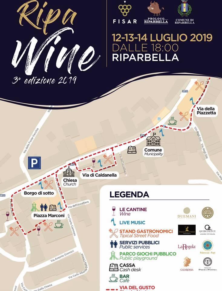 3° Riparbella Wine | Riparbella