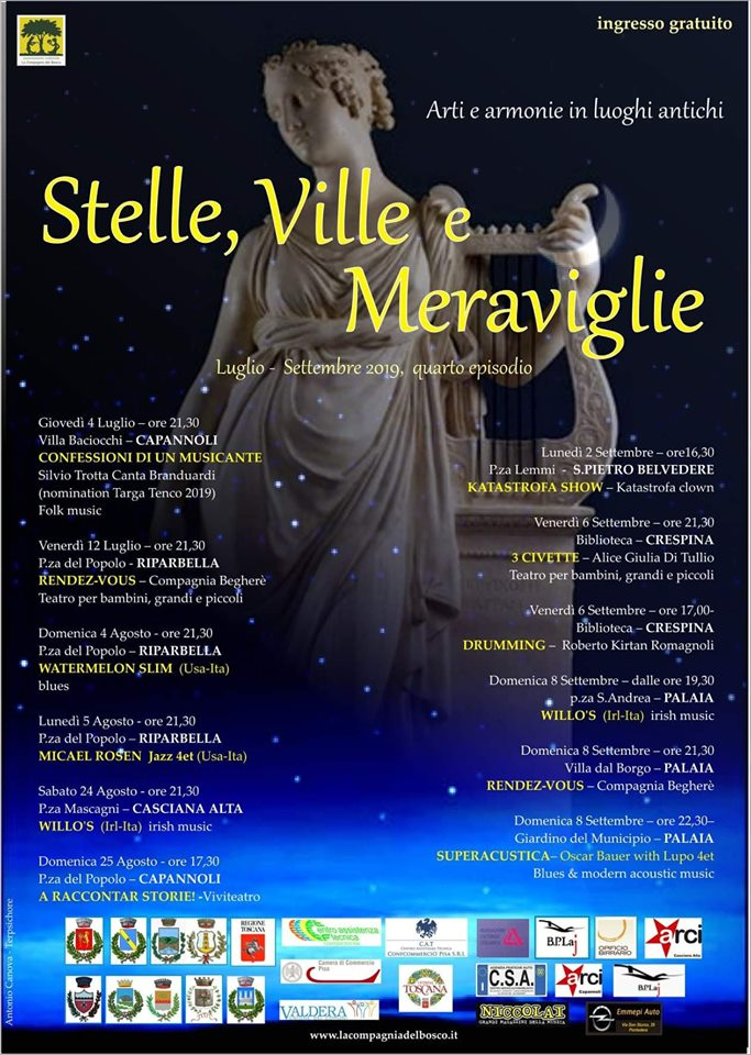 Stelle, Ville e Meraviglie, 4th edition