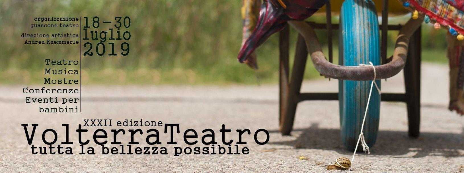 32° Volterra Teatro